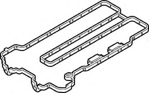 104110 Прокладка клапанной крышки OPEL ASTRA/CORSA 1.2/1.4 Z12XE/Z14XEP 00-