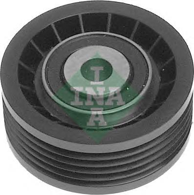 532024410 Ролик промежуточный поликлинового ремня кондиционера OPEL: MOVANO 2.5D 98-00, 2.8DTI 99-01, RENAULT: MASTER II 2.5D 98