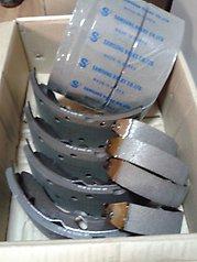 583051CA00 Колодки тормозные задние бараб ГЕТЦ