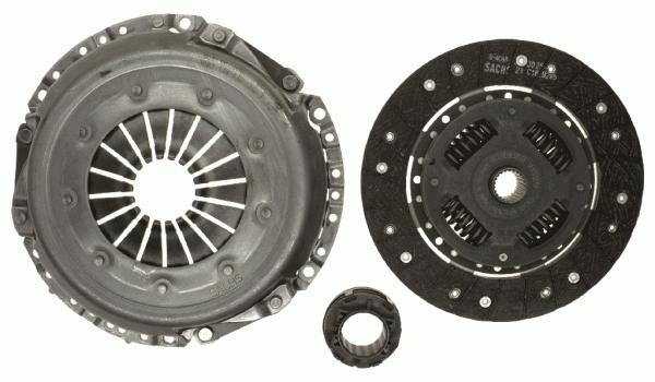 3000181001 Сцепление к-т AUDI 100/80/A6 1.8-2.0 84-97