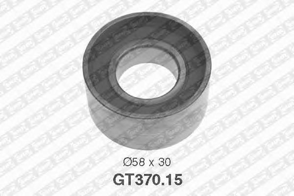 GT37015 Ролик приводного ремня Mazda 323/626 Premacy 2.0TD 98