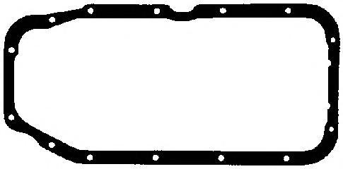 349135 Прокладка масляного поддона Opel Astra, Vectra 1.6-1.8/1.6D/1.7D/TD 81