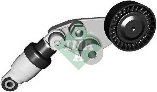 534029710 Натяжитель ремня приводного SSANGYONG KYRON/REXTON/ACTION/RODIUS 2.0D/2.7D 04-