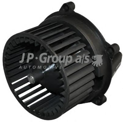 1126101600 Мотор дополнительного отопителя салона с крыльчаткой / VW T4 Multivan 91~