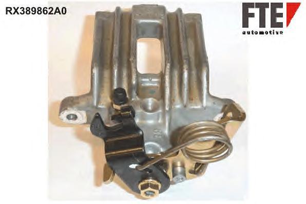 RX389862A0 Суппорт торм. Re R VAG A6,Pass -05 восст.