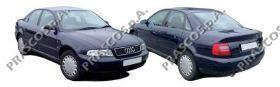 AD0171900 Защита двигателя-безиновые двигатели / AUDI A-4;SKODA Superb; VW Passat-V  96~