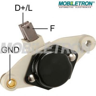 VRB193M Реле-регулятор генератора BOSCH 14.7V 32MM 1197311000IB351, IB350YR-V12130676 [OE 12311286073]AUDI: VW: