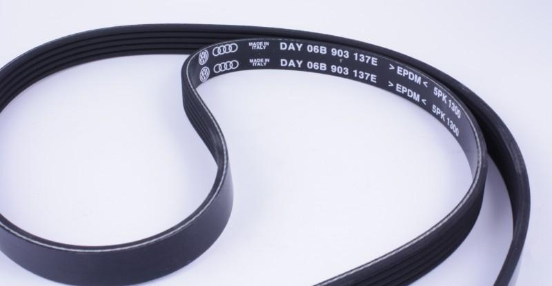 06B903137E Ремень (17 8x1300) -DATE- PA