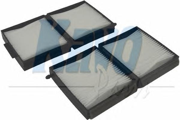 MC5102 Фильтр салона MAZDA 323 VI 98-03 (упак.2шт.)