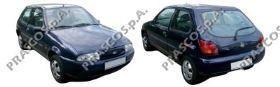FD0501011 Бампер передний-синий / FORD Fiesta  96~