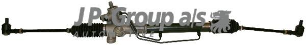 1144300600 Рейка рулевая с Г/У / SEAT;VW Golf-2,3/Jetta-2,Polo,Vento,Caddy-2 ( TRW 22 зубчатый ) 03/91-09/98