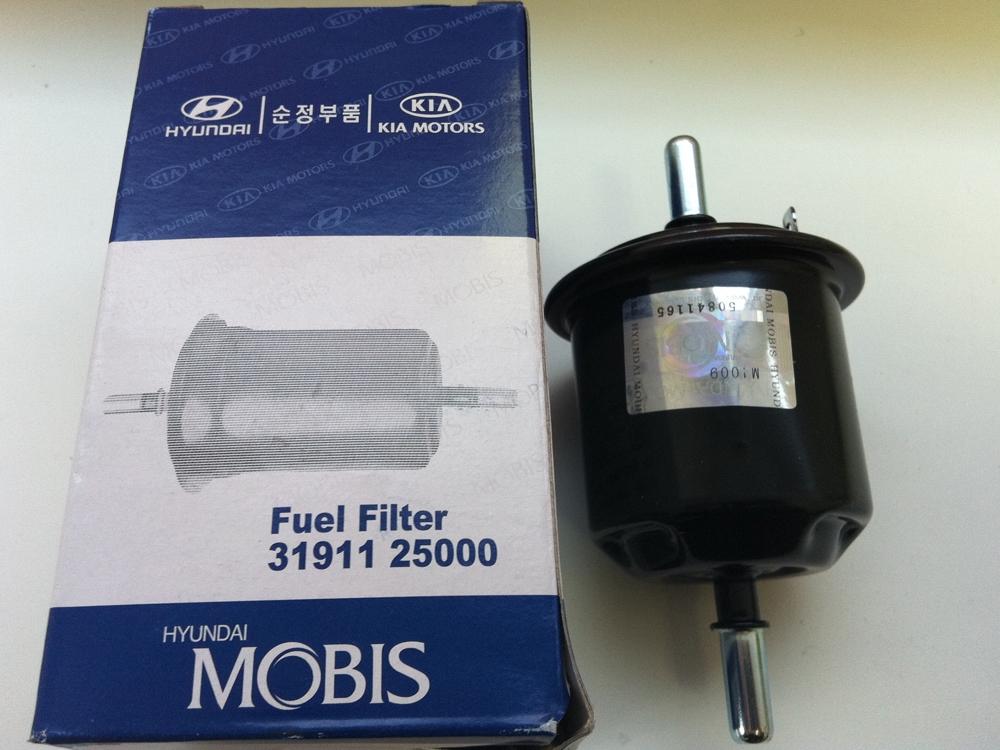 3191125000 Фильтр топливный ВЕРНА1.5DOHC