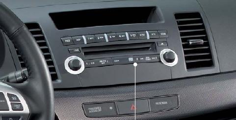 MZ314186 Аудиосистема CD-MP3 ресивером+радио ЛАНСЕР NEW