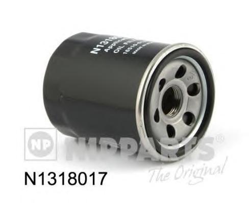N1318017 Фильтр масляный SUZUKI 1.0-2.5