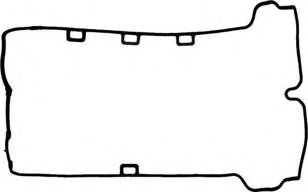 713936400 Прокладка клапанной крышки Opel Insignia 2.0Turbo 08