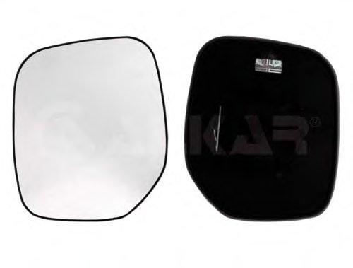 PMG0529G03 Стекло зеркала лев с подогр, выпукл  CITROEN: BERLINGO / PEUGEOT: PARTNER (1996-08)