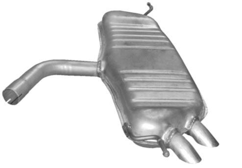 30615 Глушитель задн часть VW: GOLF V/ GOLF V PLUS 1.9 TDI