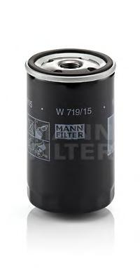 W71915 Фильтр масляный BMW E34/E30 M10/M20
