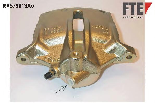 RX579813A0 Тормозной суппорт Fr L FO Mondeo 00-07 восст.