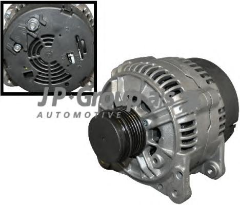 1190102700 Генератор 14V-120A / AUDI A4, VW Passat 1.9TDI 95~00