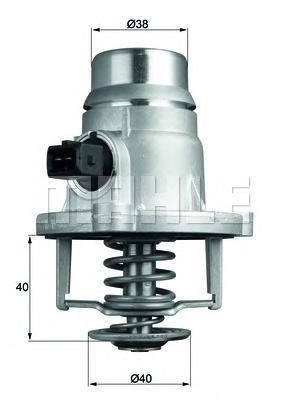 TM27105 Термостат BMW E53/E60/E70/E71/F01-F04 3.5-6.0 01-