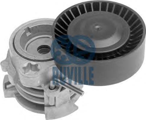 55055 Натяжитель приводного ремня кондиционера BMW: 3 320 i/325 i/325 xi/330 i/330 xi 98-05, 3 Compact 325 ti 01-05, 3 Touring 3