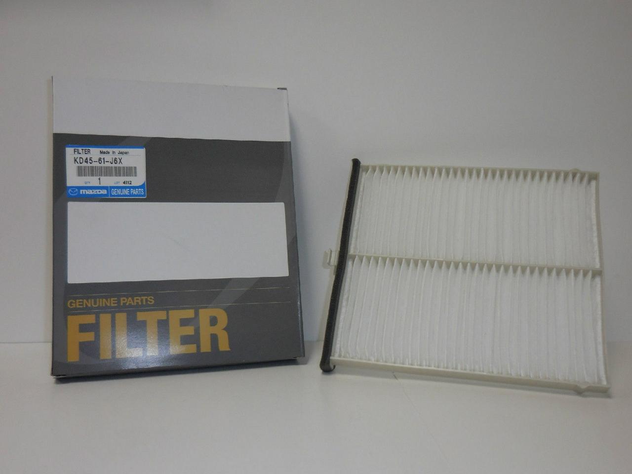 KD4561J6X Фильтр салона Мазда CX-5/M6 NEW