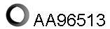 aa96513 КОЛЬЦОВЫХЛОПНОЙСИСТЕМЫD.38X50X13MM