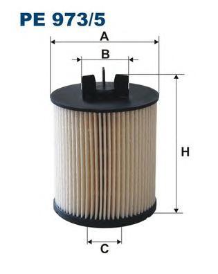 PE9735 Фильтр топливный AUDI A2 1.2-1.4TD 02-05