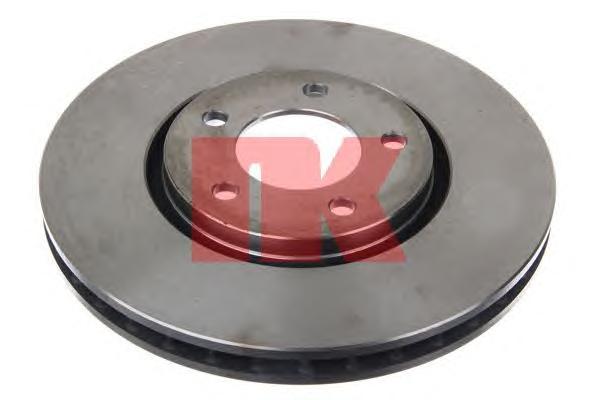 209312 Диск тормозной CHRISLER VOYAGER/DODGE CARAVAN 00- передний D=302мм.