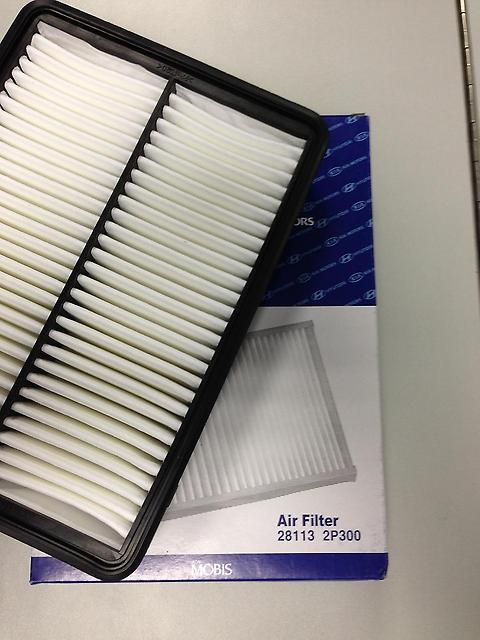 281132P300 Фильтр воздушный САНТА-ФЕ NEW FL (СМ10) 2.2 CC-R DIESEL