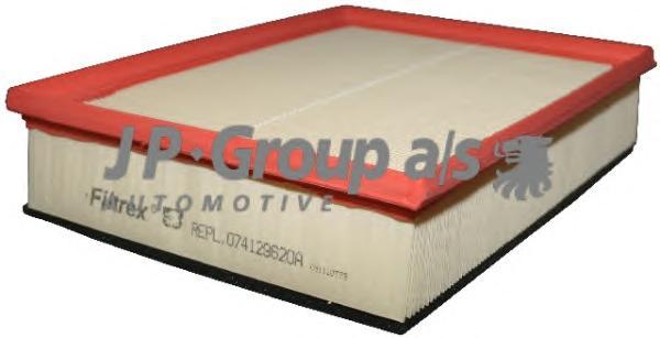 1118602200 Фильтр воздушный (для высокого пыленасыщения) / VW Transporter T-4 1.9-2.8 96~
