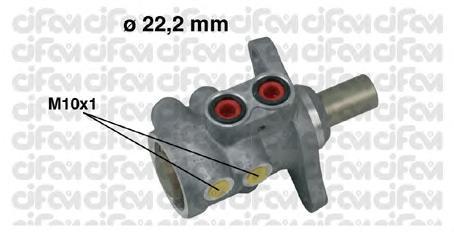 202532 Главный тормозной цилиндр