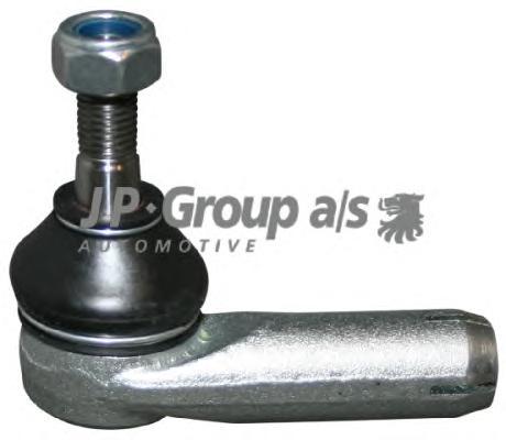 1144600570 Наконечник рулевой тяги левый / AUDI 100,200, A-6, V-8 (16 мм) 83 - 97