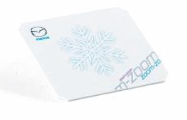 7000ME0155WH Скребок для льда Мазда