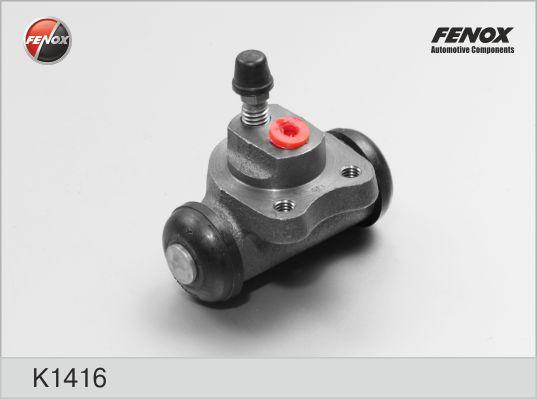 K1416 Цилиндp тоpмозной колёсный OPEL Corsa A