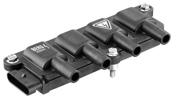 ZS079 Катушка зажигания FIAT: 500 1.2 07-, 500 C 1.2 09-, DOBLO 1.4 01-, DOBLO Cargo 1.4 01-, IDEA 1.4 03-, LINEA 1.4 07-, PUNTO