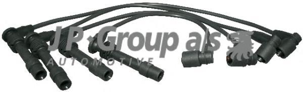 1292001810 Провода высоковольтные, комплект / OPEL Omega-B,Vectra-B 2.0SE,NEJ