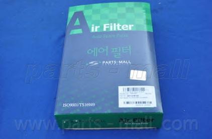PAA087 Фильтр воздушный HYUNDAI SOLARIS 10-/KIA RIO IV 11-