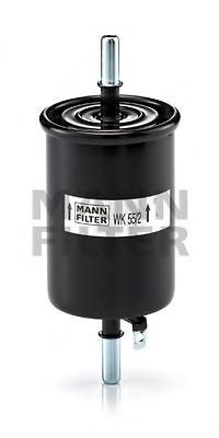 WK552 Фильтр топливный CHEVROLET AVEO 1.2-1.4