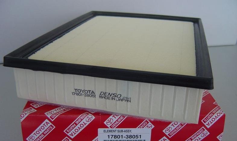 1780138051 Фильтр воздушный LC150  GX460