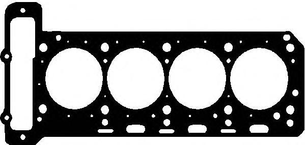 122810 Прокладка ГБЦ MERCEDES M111 Kompressor