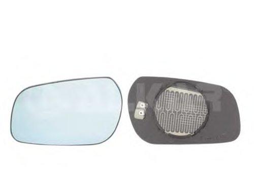 PMG0522G04 Стекло зеркала прав с подогр, выпукл, тониров CITROEN: XSARA - 00-03