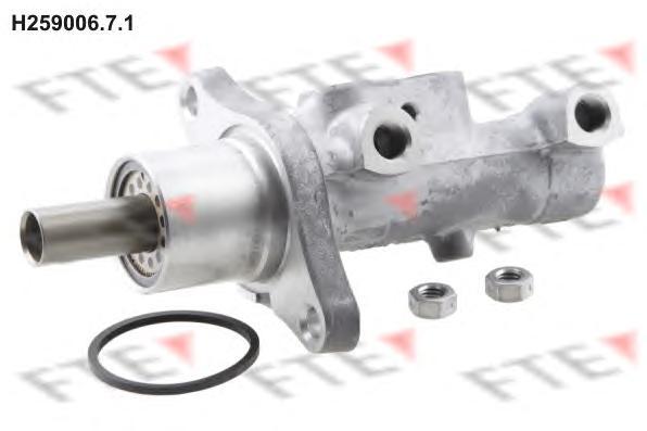 H25900671 Главный тормозной цил FO Fo II, MA 3