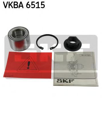 VKBA6515 Подшипник ступ.FORD FOCUS/FIESTA/FUSION/MAZDA 2 98- зад. -ABS