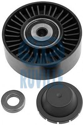 55847 Ролик промежуточный поликлинового ремня ALFA ROMEO: 147 1.9 JTD/1.9 JTD /1.9 JTD 16V/1.9 JTDM 16V/1.9 JTDM 8V 01-, 156 1.9