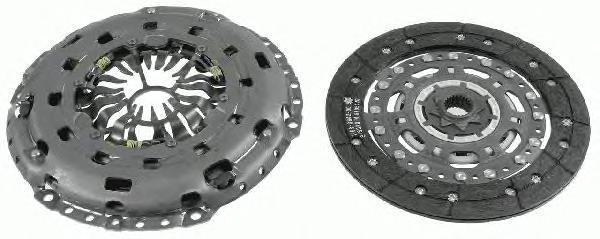3000951914 Сцепление к-т FORD MONDEO IV/S-MAX/GALAXY II 2.0 06-