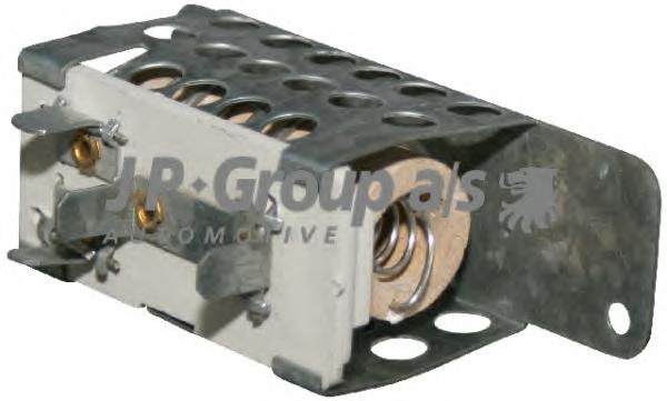 1596850200 Резистор для мотора вентилятора / FORD Transit 08/91~