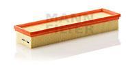 C3459 Фильтр воздушный CITROEN C3/PEUGEOT 207 1.1/1.4 06-