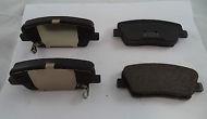 583022WA70 Колодки тормозные задние Santa Fe DM 2012-
